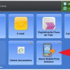 Print mobile – impressão a partir de qualquer dispositivo de rede